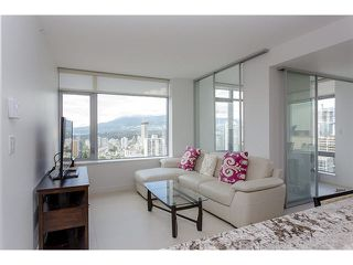 "Photo 8: 2706 1028 BARCLAY Street in Vancouver: West End VW Condo for sale in ""PATINA"" (Vancouver West)  : MLS®# V1114438"