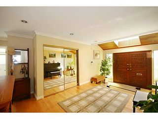 Photo 4: 7505 LAWRENCE Drive in Burnaby: Montecito House for sale (Burnaby North)  : MLS®# V1121417