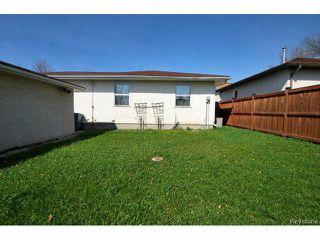 Photo 11: 132 Tu-pelo Avenue in WINNIPEG: East Kildonan Residential for sale (North East Winnipeg)  : MLS®# 1512372