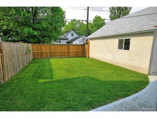 Photo 15: 845 Hector Avenue in WINNIPEG: Manitoba Other Residential for sale : MLS®# 1515618