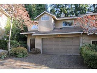 Photo 1: 54 DEERWOOD Place in Port Moody: Heritage Mountain Home for sale ()  : MLS®# V921225