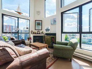 "Photo 1: 404 234 E 5TH Avenue in Vancouver: Mount Pleasant VE Condo for sale in ""GRANITE BLOCK"" (Vancouver East)  : MLS®# V1138427"