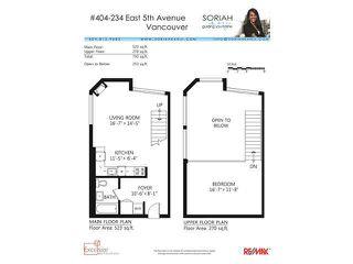 "Photo 20: 404 234 E 5TH Avenue in Vancouver: Mount Pleasant VE Condo for sale in ""GRANITE BLOCK"" (Vancouver East)  : MLS®# V1138427"