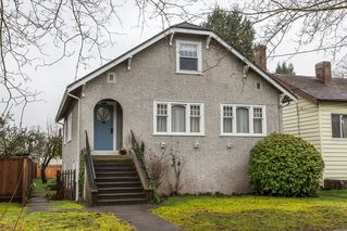 Photo 1: 220 FIFTH Avenue in New Westminster: Queens Park House for sale : MLS®# R2035537