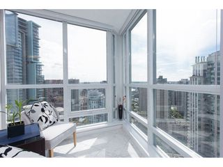 "Photo 11: 2605 833 SEYMOUR Street in Vancouver: Downtown VW Condo for sale in ""CAPITOL RESIDENCES"" (Vancouver West)  : MLS®# R2064334"