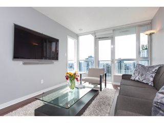"Photo 2: 2605 833 SEYMOUR Street in Vancouver: Downtown VW Condo for sale in ""CAPITOL RESIDENCES"" (Vancouver West)  : MLS®# R2064334"