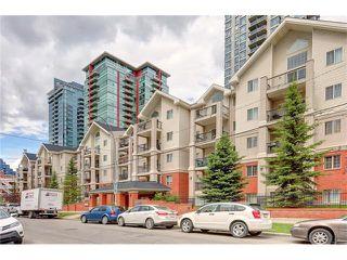 Photo 2: 508 126 14 Avenue SW in Calgary: Beltline Condo for sale : MLS®# C4072286