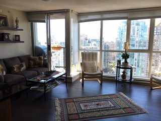 """Photo 3: 2401 1199 SEYMOUR Street in Vancouver: Downtown VW Condo for sale in """"Brava"""" (Vancouver West)  : MLS®# R2107158"""
