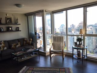 """Photo 2: 2401 1199 SEYMOUR Street in Vancouver: Downtown VW Condo for sale in """"Brava"""" (Vancouver West)  : MLS®# R2107158"""