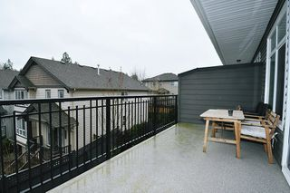"Photo 16: 24 11461 236 Street in Maple Ridge: East Central Townhouse for sale in ""TWO BIRDS"" : MLS®# R2146030"