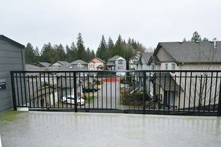 "Photo 17: 24 11461 236 Street in Maple Ridge: East Central Townhouse for sale in ""TWO BIRDS"" : MLS®# R2146030"