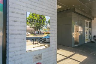 """Photo 16: 312 1588 E HASTINGS Street in Vancouver: Hastings Condo for sale in """"Boheme"""" (Vancouver East)  : MLS®# R2169740"""