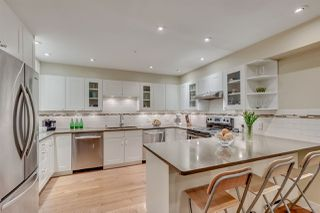 "Photo 6: 758 W 15TH Avenue in Vancouver: Fairview VW Townhouse for sale in ""Sixteen Willows"" (Vancouver West)  : MLS®# R2170296"
