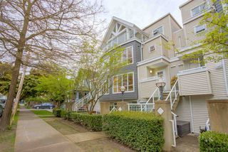 "Photo 19: 758 W 15TH Avenue in Vancouver: Fairview VW Townhouse for sale in ""Sixteen Willows"" (Vancouver West)  : MLS®# R2170296"