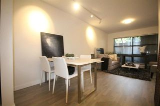 Photo 3: 208 1106 PACIFIC STREET in Vancouver: West End VW Condo for sale (Vancouver West)  : MLS®# R2129041