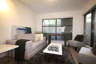 Photo 1: 208 1106 PACIFIC STREET in Vancouver: West End VW Condo for sale (Vancouver West)  : MLS®# R2129041