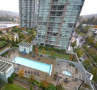 Photo 11: 1207 2978 GLEN DRIVE in Coquitlam: North Coquitlam Condo for sale : MLS®# R2119601