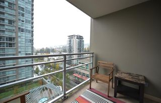 Photo 10: 1207 2978 GLEN DRIVE in Coquitlam: North Coquitlam Condo for sale : MLS®# R2119601