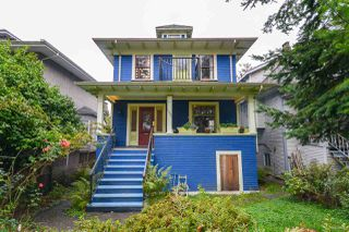 "Photo 1: 1362 E 10TH Avenue in Vancouver: Grandview VE House for sale in ""COMMERCIAL DRIVE"" (Vancouver East)  : MLS®# R2215470"