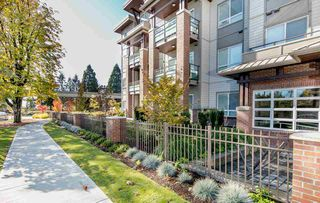 "Photo 3: 210 6875 DUNBLANE Avenue in Burnaby: Metrotown Condo for sale in ""SUBORA Living in Metrotown"" (Burnaby South)  : MLS®# R2216265"