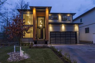 Main Photo: 12391 ALLISON Street in Maple Ridge: Northwest Maple Ridge House for sale : MLS®# R2220515