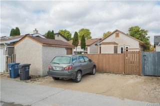 Photo 20: 1128 Kildare Avenue East in Winnipeg: Canterbury Park Residential for sale (3M)  : MLS®# 1728946