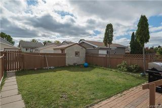 Photo 18: 1128 Kildare Avenue East in Winnipeg: Canterbury Park Residential for sale (3M)  : MLS®# 1728946