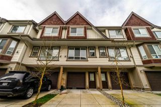 Photo 1: 64 7155 189 Street in Surrey: Clayton Townhouse for sale (Cloverdale)  : MLS®# R2235744