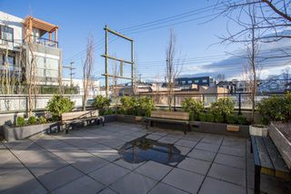 """Photo 17: 412 1588 E HASTINGS Street in Vancouver: Hastings Condo for sale in """"Boheme"""" (Vancouver East)  : MLS®# R2239215"""