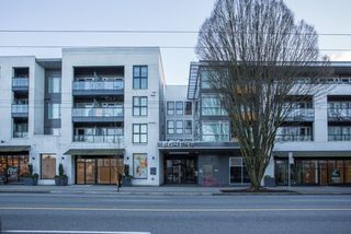 "Photo 18: 412 1588 E HASTINGS Street in Vancouver: Hastings Condo for sale in ""Boheme"" (Vancouver East)  : MLS®# R2239215"