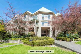 "Photo 20: 606 301 MAUDE Road in Port Moody: North Shore Pt Moody Condo for sale in ""Heritage Grand"" : MLS®# R2260187"
