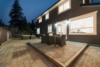 Photo 41: 969 BELVEDERE Drive in North Vancouver: Canyon Heights NV House for sale : MLS®# R2274922