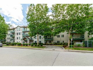 "Photo 1: 302 2435 CENTER Street in Abbotsford: Central Abbotsford Condo for sale in ""CEDAR GROVE PLACE"" : MLS®# R2276093"