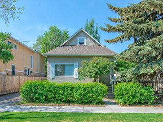 Photo 1: 115 7 Street NW in Calgary: Sunnyside Detached for sale : MLS®# C4189650