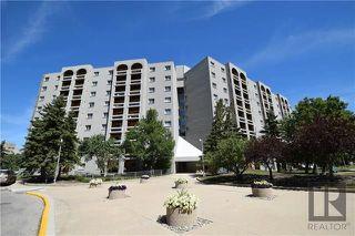 Photo 1: 305 3000 Pembina Highway in Winnipeg: University Heights Condominium for sale (1K)  : MLS®# 1819895