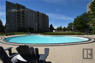 Photo 16: 305 3000 Pembina Highway in Winnipeg: University Heights Condominium for sale (1K)  : MLS®# 1819895