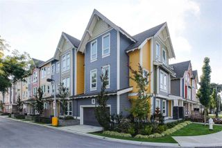 "Photo 1: 4768 48B Street in Delta: Ladner Elementary Townhouse for sale in ""VILLAGE WALK"" (Ladner)  : MLS®# R2307331"