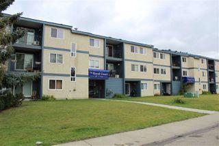 Main Photo: 203 7407 171 Street in Edmonton: Zone 20 Condo for sale : MLS®# E4130103