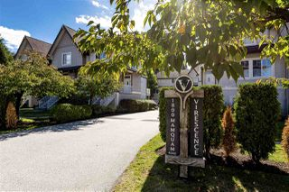 "Photo 1: 34 1800 MAMQUAM Road in Squamish: Garibaldi Estates Townhouse for sale in ""VIRESCENCE"" : MLS®# R2331107"