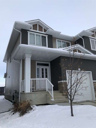 Main Photo: 43 18230 104A Street in Edmonton: Zone 27 Townhouse for sale : MLS®# E4139978