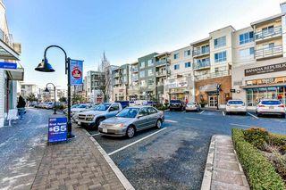 """Main Photo: 306 15745 CROYDON Drive in Surrey: Grandview Surrey Condo for sale in """"Morgan Crossing"""" (South Surrey White Rock)  : MLS®# R2332400"""