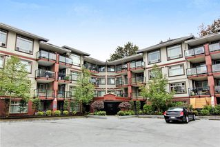 "Photo 1: 130 2233 MCKENZIE Road in Abbotsford: Central Abbotsford Condo for sale in ""LATITUDE"" : MLS®# R2335495"