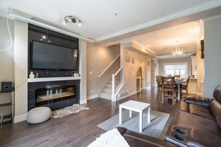 """Photo 9: 127 10151 240 Street in Maple Ridge: Albion Townhouse for sale in """"Albion Station"""" : MLS®# R2335940"""