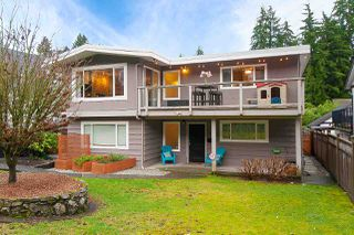 Photo 1: 1950 DEEP COVE Road in North Vancouver: Deep Cove House for sale : MLS®# R2336331