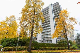 "Main Photo: 607 6455 WILLINGDON Avenue in Burnaby: Metrotown Condo for sale in ""PARKSIDE MANOR"" (Burnaby South)  : MLS®# R2337376"