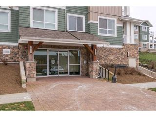 """Photo 2: 205 16398 64 Avenue in Surrey: Cloverdale BC Condo for sale in """"THE RIDGE AT BOSE FARMS"""" (Cloverdale)  : MLS®# R2339810"""