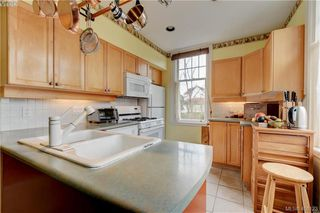 Photo 10: 5 914 St. Charles Street in VICTORIA: Vi Rockland Townhouse for sale (Victoria)  : MLS®# 406123