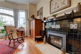 Photo 5: 5 914 St. Charles Street in VICTORIA: Vi Rockland Townhouse for sale (Victoria)  : MLS®# 406123