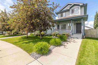 Main Photo: 1318 George Close in Edmonton: Zone 58 House for sale : MLS®# E4148432