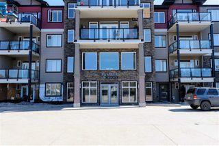 Photo 2: 205 12408 15 Avenue SW in Edmonton: Zone 55 Condo for sale : MLS®# E4149474